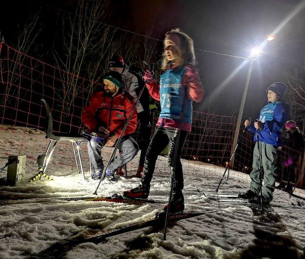 NEDTELLING:  Start og målgang var ved Torvbråten skole.