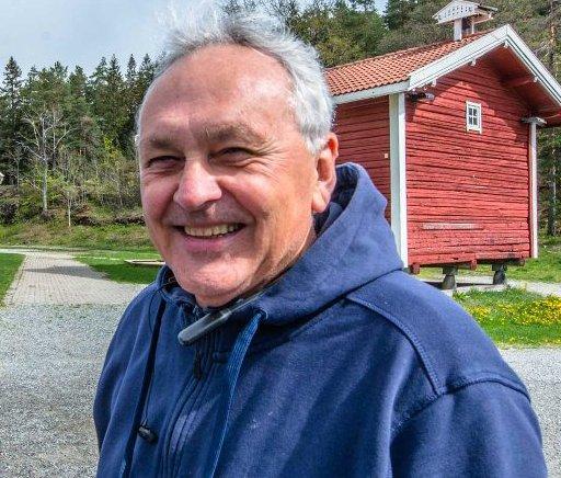 MENINGER OM EIENDOMSSKATT: Nils H. Sopp, Ås Høyre.