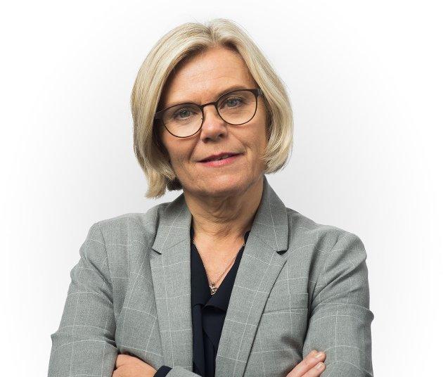 Ada Sofie Austegaard i Stine Sofie Stiftelsen