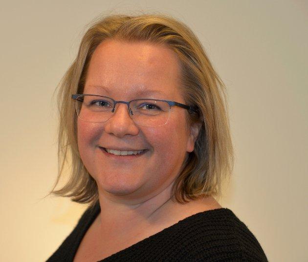 Elena Rosnes, koordinator i Kompetanseforum Østfold. (Foto: Viken fylkeskommune)