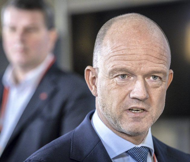 NHO-leder Ole Erik Almlid kan ha kontroll på egne medlemmer, men det finnes norske arbeidsgivere som misbruker korona og smittevernregler til å utnytte arbeidsinnvandrere ekstra grovt. Arkivfoto: Ole Berg-Rusten, NTB