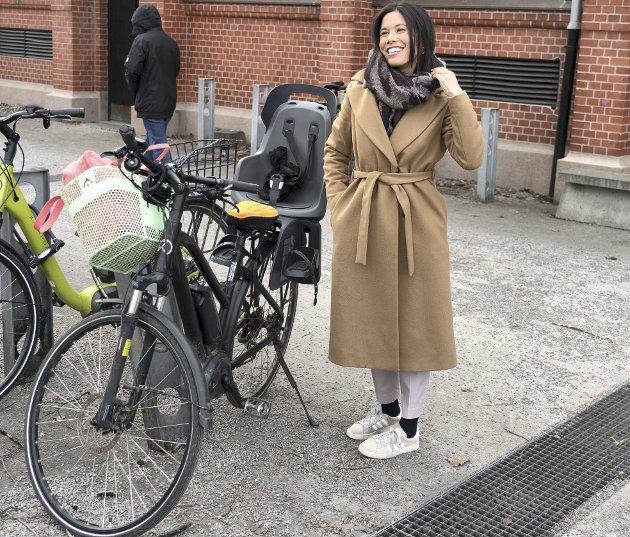 Lan Marie Nguyen Berg dro med seg hele byrådet i Oslo til nederlag. Generelt sliter partiet på meningsmålingene tre måneder før valget. Det kan skyldes at folk har forstått at en fanatisk linje ikke alltid er til beste for miljøet. Arkivfoto: Terje Pedersen, ANB