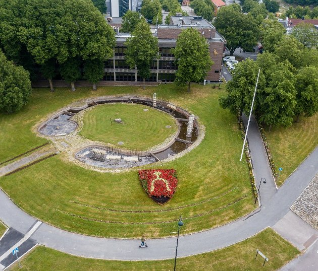 JUBILEUM: Moss blir 300 år mandag 10. august