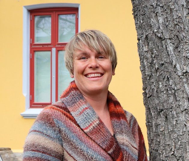 Vil ikke ha omkamp: Ordfører Karoline Fjeldstad (Sp) støtter den vedtatte plasseringen av kulturskolen.