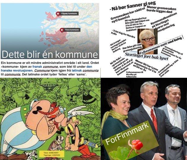 Når man ser all strid ellers i landet, skal Nordland være sjeleglad for at man tross alt slapp billig unna regjeringas reformer