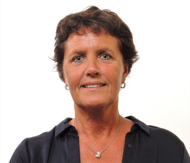 Grete Teigland er direktør for helse og sosial hos Fylkesmannen i Møre og Romsdal.