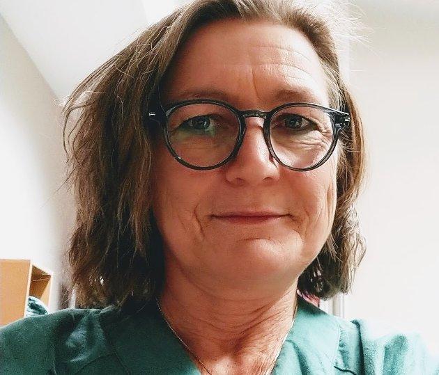 Det er nå så sjelden jeg ser kjønnshår i fri dressur at jeg nesten har glemt at de finnes, skriver Pernille Nylehn , gynekolog ved kvinneavdelingen på Haugesund sjukehus .