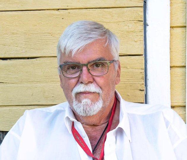 Stein Kristiansen er førstekandidat for Rødt i Møre og Romsdal.