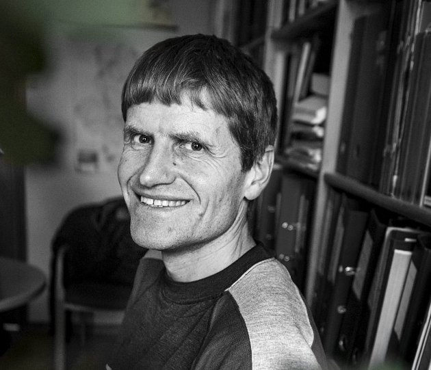 LØPETALENT UTENOM DET VANLIGE: Orienteringsløper Håvard Tveite fra Ås døde på søndag.