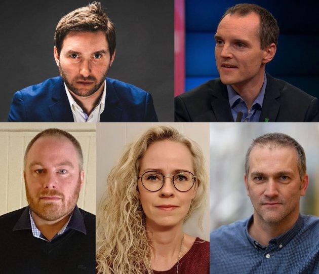 På vegne av alle de vi representerer krever vi åpenhet om estimater og avveininger før myndighetene kan fortsette å innføre inngripende tiltak. Det er på tide å slutte og gjemme seg bak unntakstilstands-fullmakter. Transparens er kjernen i et demokrati, og vi velger å tro at Norge fortsatt fungerer som et, skriver fem Krf-politikere.
