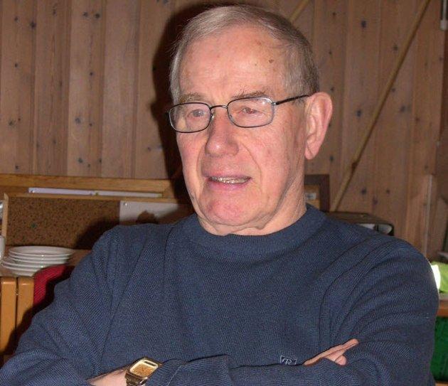 Lars Willy Corneliussen er død, få dager før han ville fylt 90 år.