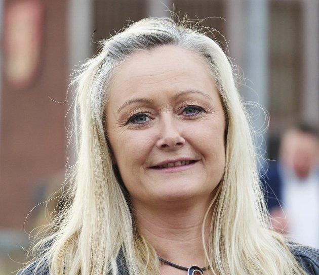 Gruppeleder Mona Nilsen