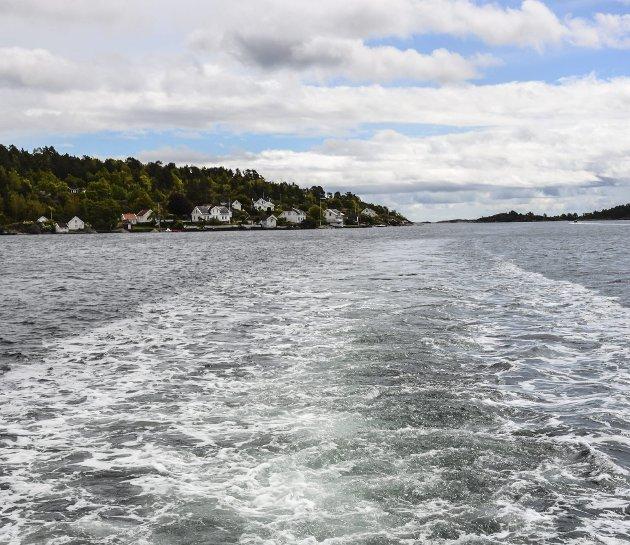 Forskjell: Borøy, Lyngør og Sandøya er de eneste stedene i Tvedestrand kommune hvor det fortsatt er boplikt. Per Martin Solvang mener at alle som har tilhold på disse øyene behandles ut i fra prinsippet «likhet for loven».