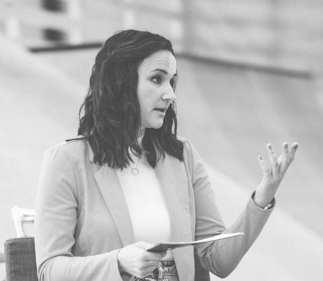 Behov for debatt: Lisa Mari Watson, daglig leder i Tverga, skriv er at det er behov for å reise en debatt i Norge.