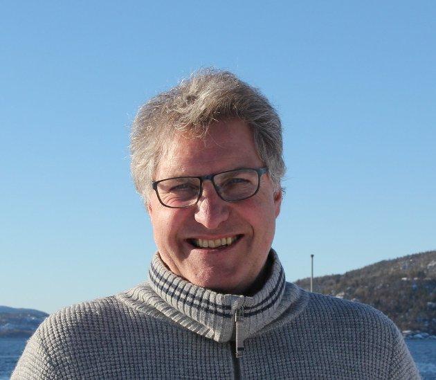 Sigbjørn Odden, Gruppeleder Frogn Høyre.