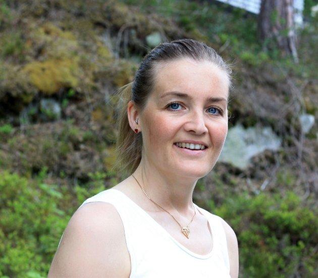 LEDER I HELSE- OG OMSORGSUTVALGET: Mari Bjørnsdotter Vinjar.