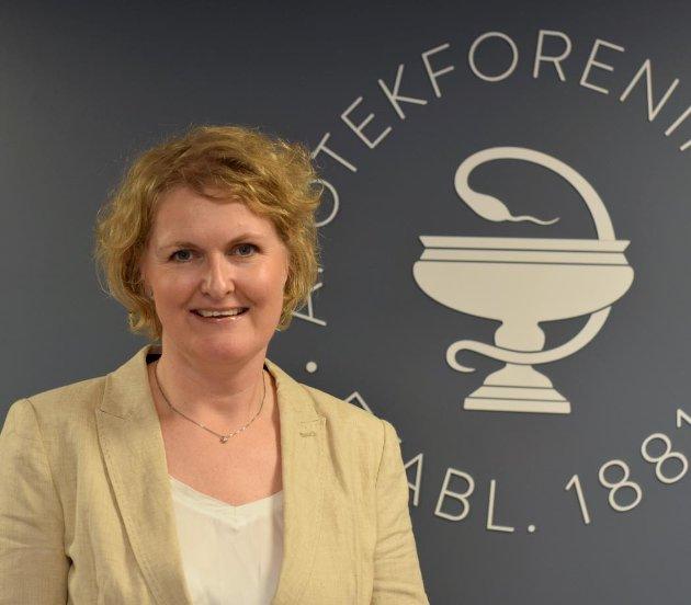 ARTIKKELFORFATTER: Hanne Andresen fra Apotekforeningen