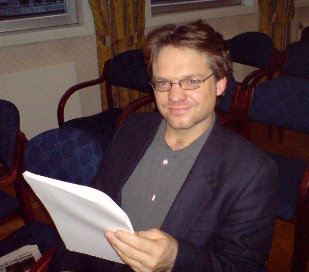 Christen Krogvig er toppkandidat på Demokratenes liste for Lillestrøm.