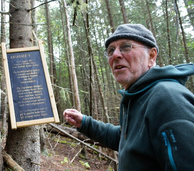 Leserinnlegg fra Fred Kuyper, på vegne av styret i Naturvernforbundet i Valdres.