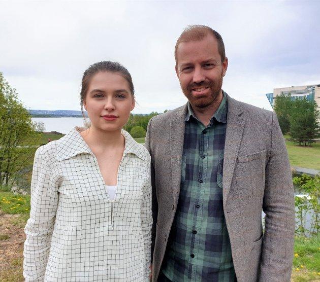 – Fylkesrådets politiske plattform senker klimaambisjonene og truer naturverdier i Nordland, skriver Håkon Møller og Sirianna Stormo Pettersen.