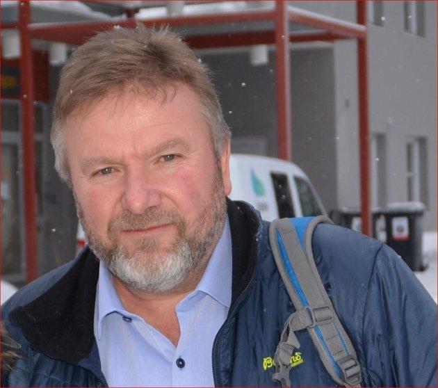 Bengt Fasteraune.