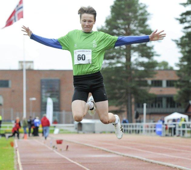 Martin Bjøru Sømna