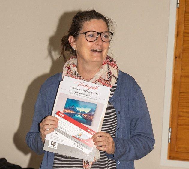 Stine Marie Barsjø vant fotokonkurransen og ble Østfoldmester 2020