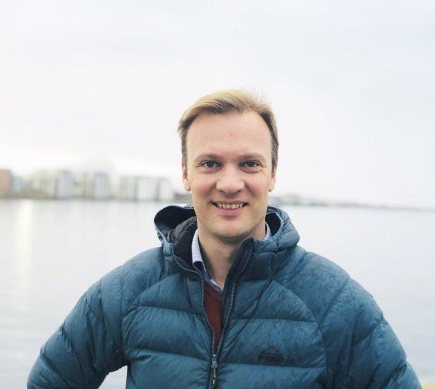 Bård Ludvig Thorheim, kandidat til Stortinget for Nordland Høyre