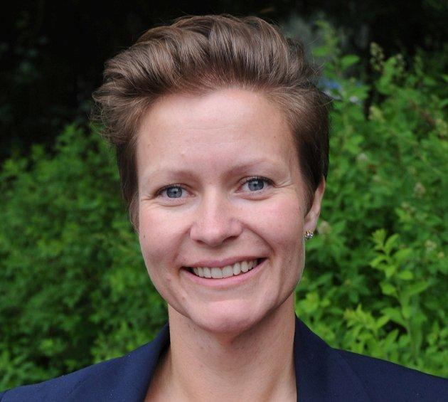 MER YDMYKHET: Politikere må tørre å si at de tok feil og snu i tide, oppfordrer Sps gruppeleder Ida Eliseussen.
