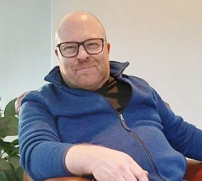 Rune Dreng, nestleder Larvik Venstre