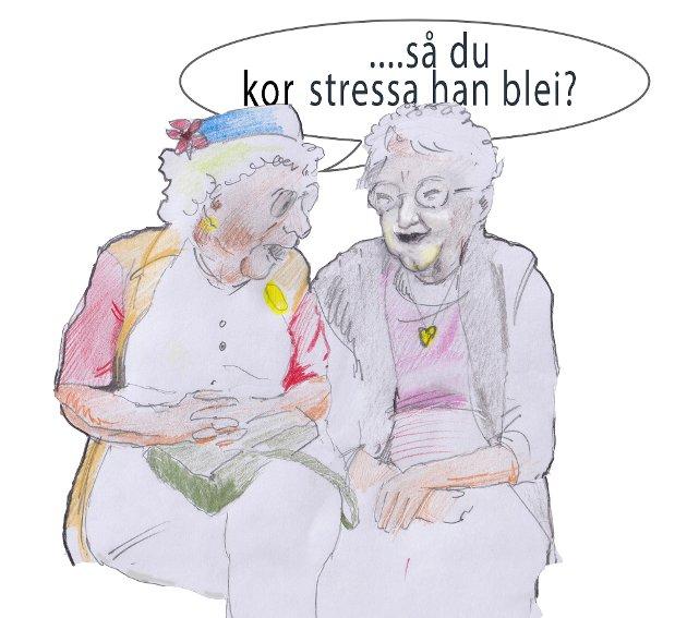 Pensjonister.