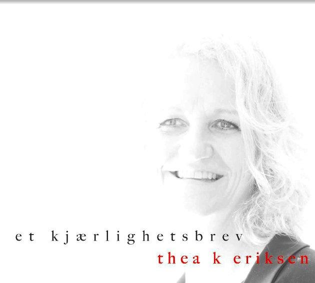Plate  Thea Eriksen, «Et kjærlighetsbrev»