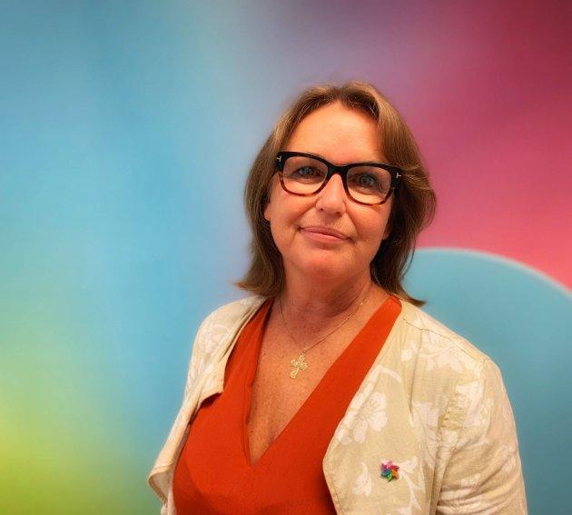 DAGSORDEN: Distriktssjef i Kreftforeningen, Berit Jevnaker, Hamar oppfordrer til å la helse avgjøre årets valg.