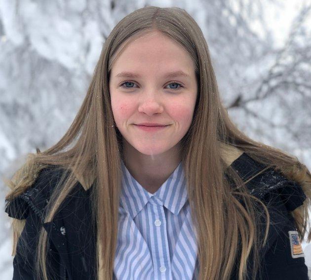- Vi er nødt til å ta klimakrisa på alvor, også i Finnmark. Med økende temperaturer og mer ekstremvær i hele verden er vi alle nødt til å ta i et tak, skriver Elise Grønnli Pettersen.