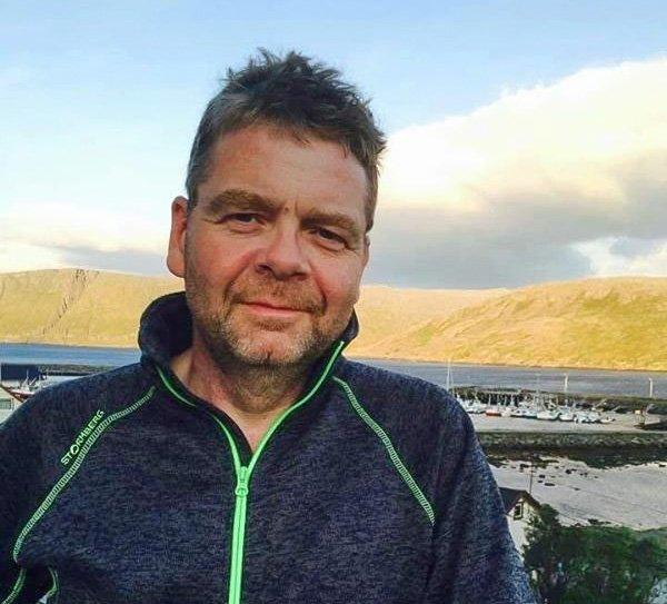 Roger Hansen, listekandidat Finnmark Arbeiderparti, Stortingsvalget