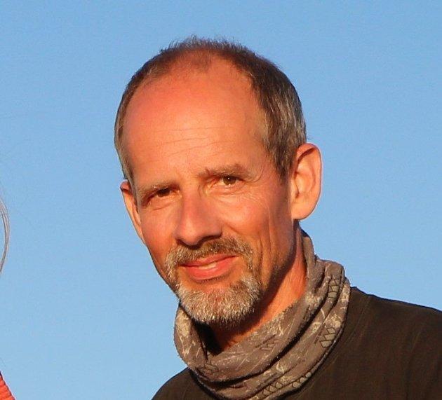 Matthias Koesling, forsker med fokus på bærekraftig landbruk og matproduksjon