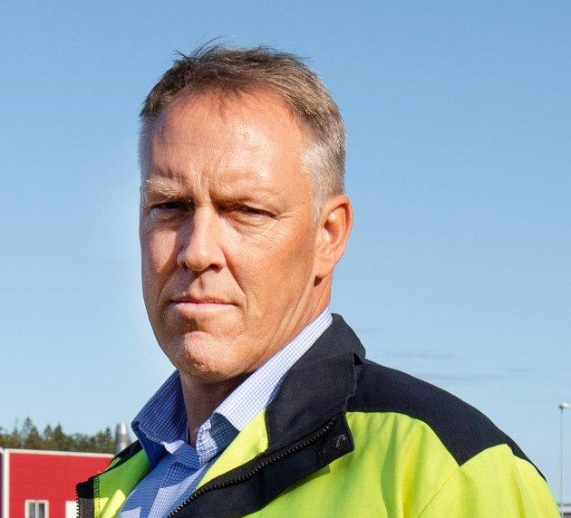 Erland Løkken, Styreleder Treindustriens Landsforening.