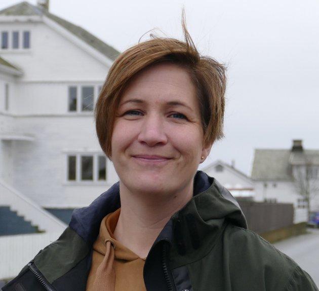 Optimisme: Mirjam Ydstebø er begeistret for KrF-laget i Norges nye regjering etter at FrP trakk seg ut.