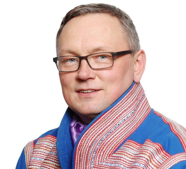 Hans Ole Eira (Gb), sámediggeráđis