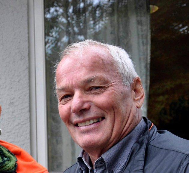 POLITIKER: Jan Nærsnes poengterer at det selvsagt ikke var noen henvaksjon fra Hortens side.