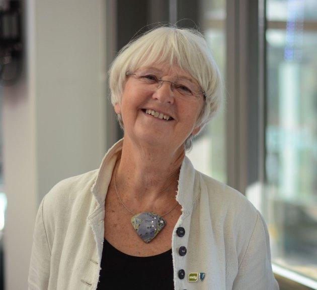 Randi Hagen Fjellberg, 1 kandidat MDG Færder