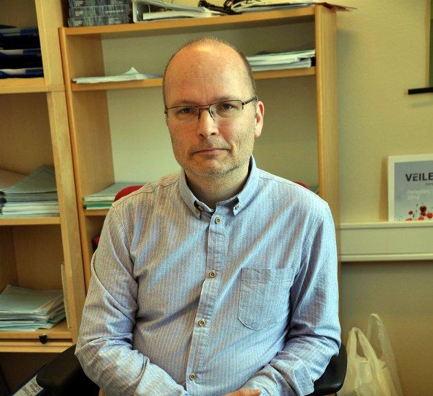 Øystein Skårset er forfatter av dette debattinnlegget.