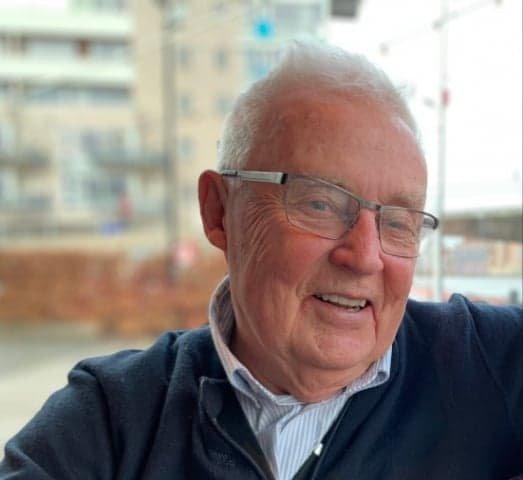 Arild Lindahl døde uventet i sitt hjem 24. januar. Han ville ha fylt 81 år 9. mars i år