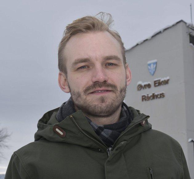 NR. 1: Adrian Tollefsen.