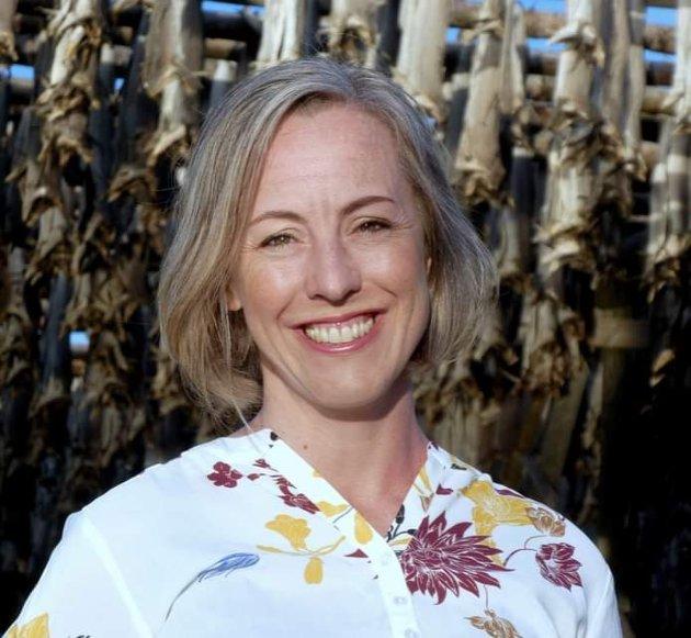 Kristel Pedersen svarer på påstader som er kommet mot fiskerinæringen den siste tiden.