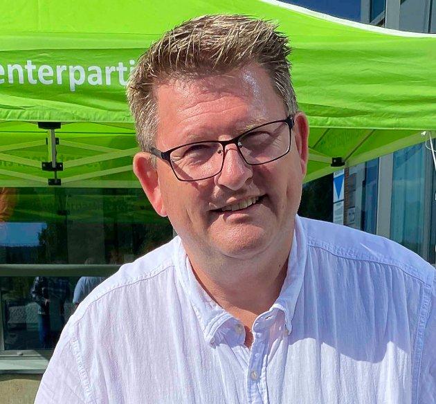 Hans Kristian Solberg, Senterpartiet.