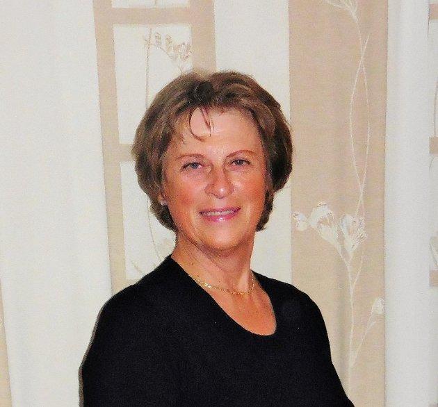 Anne Grethe Frøslid Gjerdalen