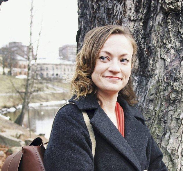 Stressmestring: Anne Gunn Halvorsen har skrevet en bok det er lett å kjenne seg igjen i, mener BAs anmelder. Foto: NPK/SCANPIX