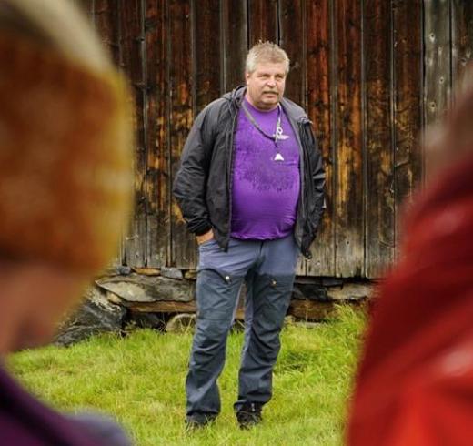 SETTER SØKELYS PÅ BEREDSKAP: - Kjære bonde- har du god nok beredskap om du blir akutt syk? spør kronikkforfatterne Arnfinn Beito (bildet) og Fredrik Holte Breien.