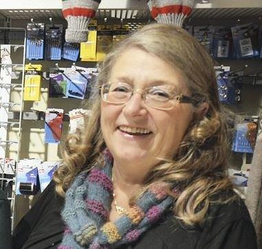 Synøve Linstad, pensjonist, Gran
